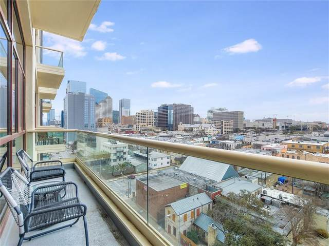 555 E 5th St #807, Austin, TX 78701 (#3893861) :: Papasan Real Estate Team @ Keller Williams Realty