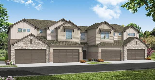 2500 Forest Creek Dr #202, Round Rock, TX 78664 (#3894632) :: Green City Realty