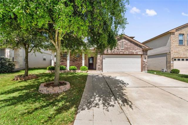 220 Baldwin St, Hutto, TX 78634 (#3894950) :: RE/MAX Capital City
