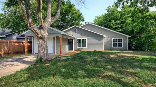 1114 Fisher St, Taylor, TX 76574 (#3895398) :: 12 Points Group