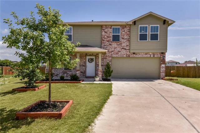 120 Hawkins Ct, Hutto, TX 78634 (#3896825) :: Watters International