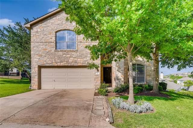 96 White Magnolia Cir, Austin, TX 78734 (#3899600) :: Papasan Real Estate Team @ Keller Williams Realty