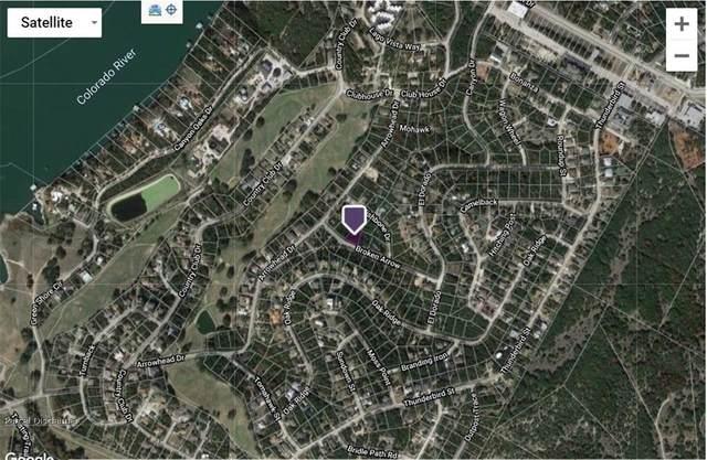 20804 Broken Arrow St, Lago Vista, TX 78645 (#3900986) :: The Perry Henderson Group at Berkshire Hathaway Texas Realty