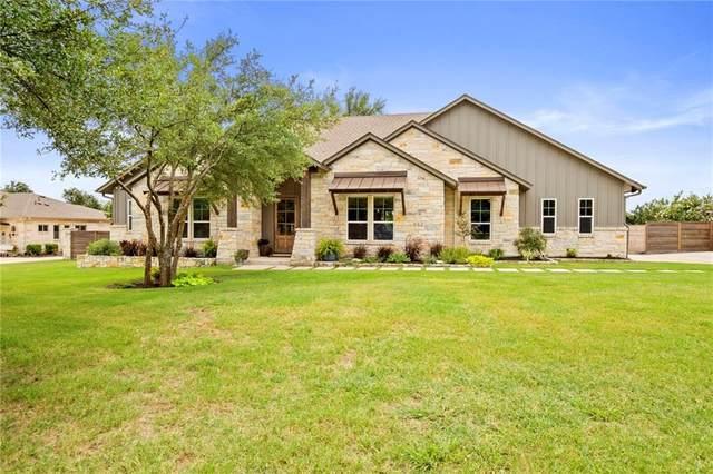 662 Speed Horse, Liberty Hill, TX 78642 (#3901219) :: Ben Kinney Real Estate Team