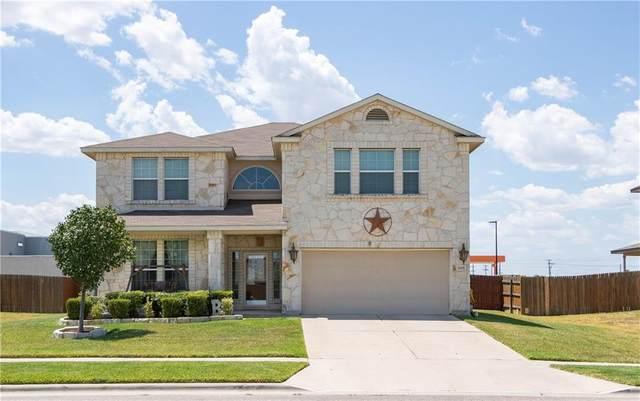 3001 Black Orchid Dr, Killeen, TX 76549 (#3906182) :: Ben Kinney Real Estate Team