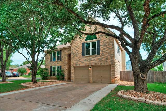 905 Creekmont Dr, Round Rock, TX 78681 (#3908276) :: The Summers Group