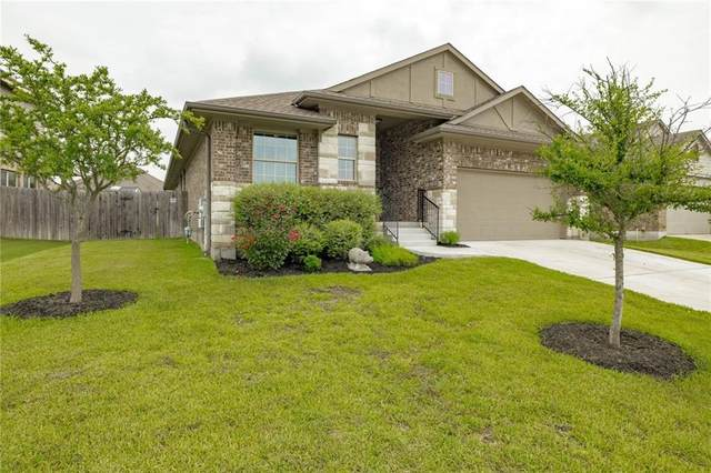 136 Mount Ellen St, Hutto, TX 78634 (#3910248) :: The Perry Henderson Group at Berkshire Hathaway Texas Realty