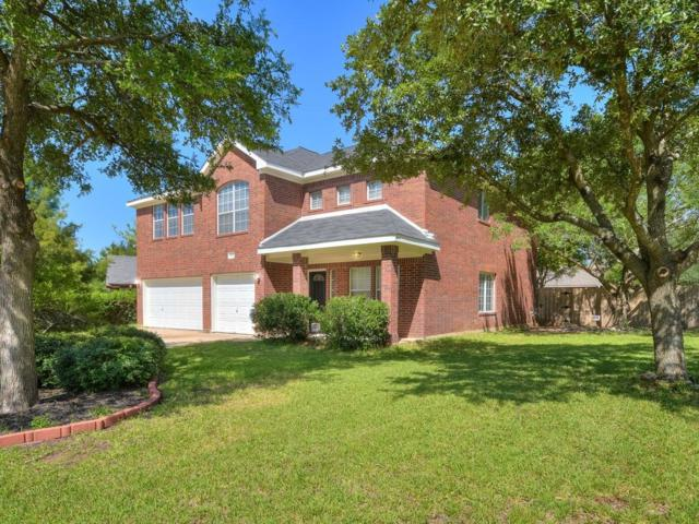 1401 Deer Horn Dr, Cedar Park, TX 78613 (#3911080) :: Watters International