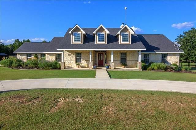 1046 Cielo Springs Dr, Blanco, TX 78606 (#3911094) :: Papasan Real Estate Team @ Keller Williams Realty