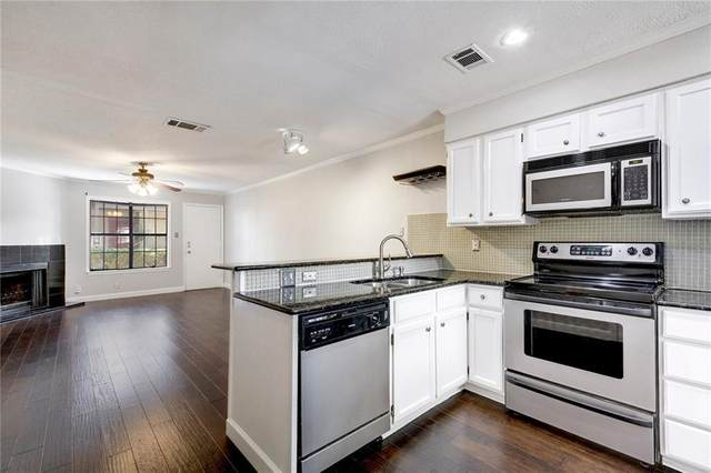 2215 Post Rd #1082, Austin, TX 78704 (#3913420) :: Ben Kinney Real Estate Team
