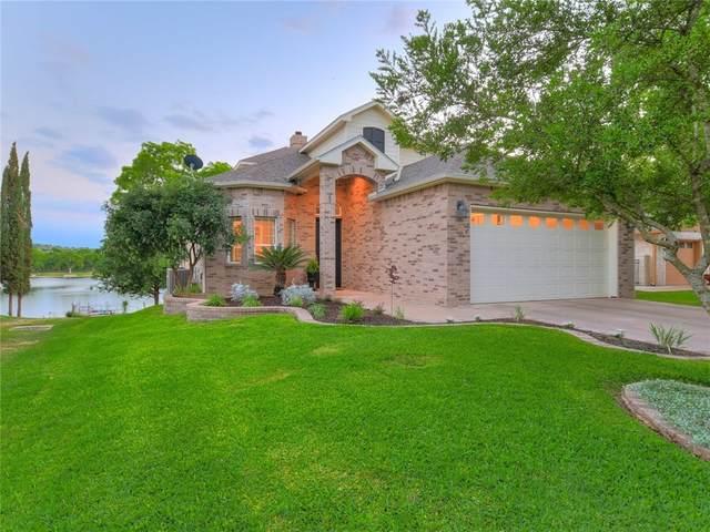 341 Meadowlakes Dr, Meadowlakes, TX 78654 (#3914312) :: Papasan Real Estate Team @ Keller Williams Realty