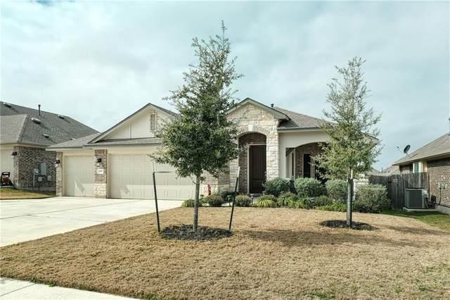 108 Kirkhill Cv, Hutto, TX 78634 (#3915277) :: Papasan Real Estate Team @ Keller Williams Realty