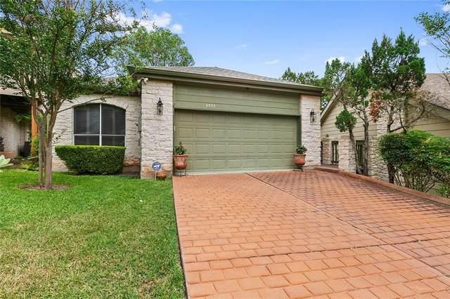 6825 Cougar Run, Austin, TX 78731 (#3915415) :: Papasan Real Estate Team @ Keller Williams Realty