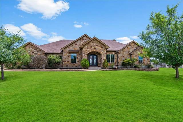 274 Chisholm Trl, Bastrop, TX 78602 (#3915456) :: The Perry Henderson Group at Berkshire Hathaway Texas Realty