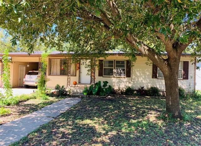415 Maresh St, Taylor, TX 76574 (#3920176) :: Papasan Real Estate Team @ Keller Williams Realty