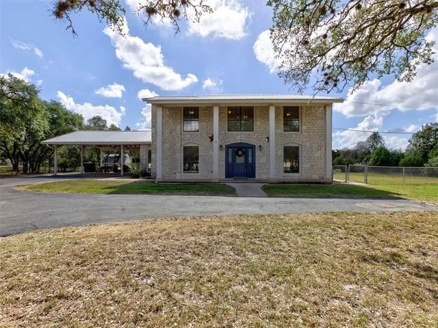 4709 Sam Bass Rd, Round Rock, TX 78681 (MLS #3921551) :: Brautigan Realty