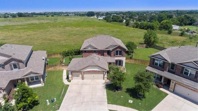6025 Roma St, Round Rock, TX 78665 (MLS #3922539) :: Green Residential