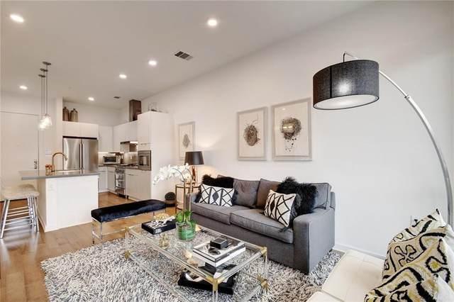 207 W Johanna St #210, Austin, TX 78704 (#3923589) :: Umlauf Properties Group