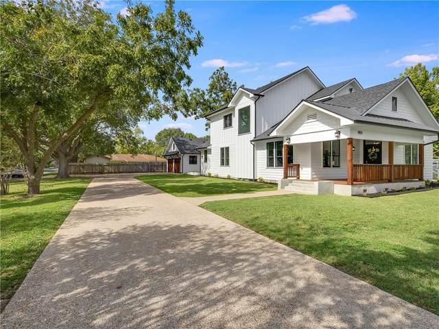 1805 North Rd, Taylor, TX 76574 (#3923929) :: Papasan Real Estate Team @ Keller Williams Realty