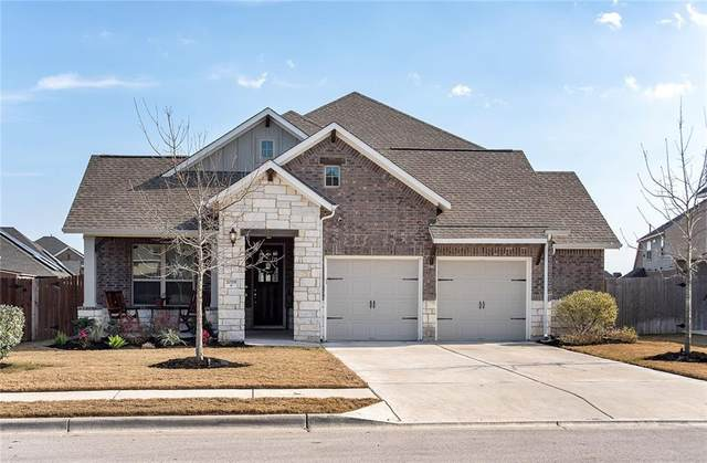 20705 Snow Bunting Ln, Pflugerville, TX 78660 (#3927184) :: Papasan Real Estate Team @ Keller Williams Realty
