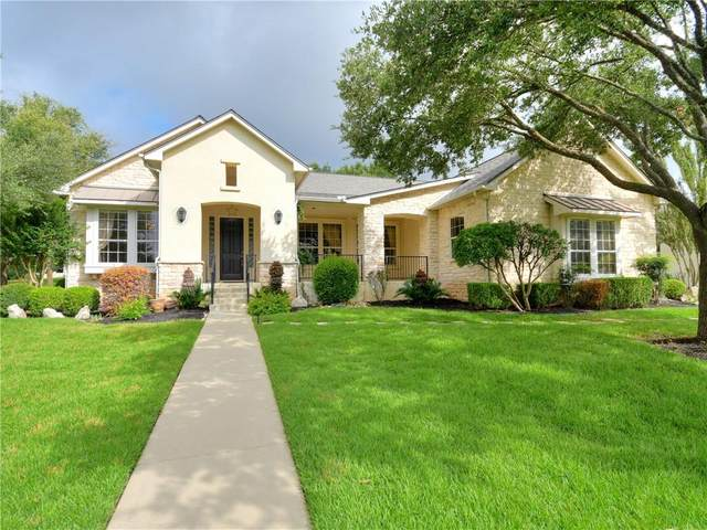 106 Persimmon Ln, Georgetown, TX 78633 (#3927661) :: The Summers Group
