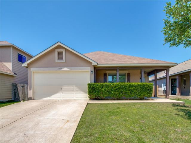 5808 Welsh Way, Del Valle, TX 78617 (#3927685) :: The Heyl Group at Keller Williams