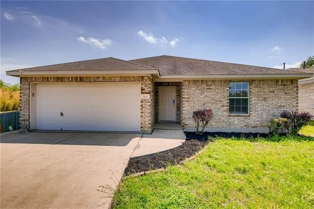 803 Sable Trail Ct, Round Rock, TX 78664 (#3928393) :: Papasan Real Estate Team @ Keller Williams Realty