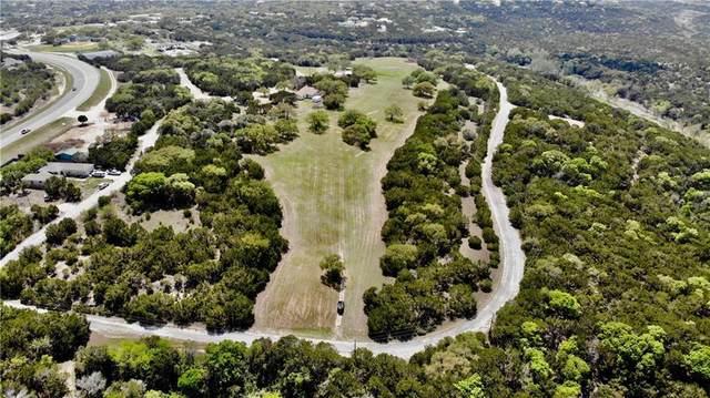 8116 Chestnut Cv, Lago Vista, TX 78645 (#3928869) :: Ben Kinney Real Estate Team