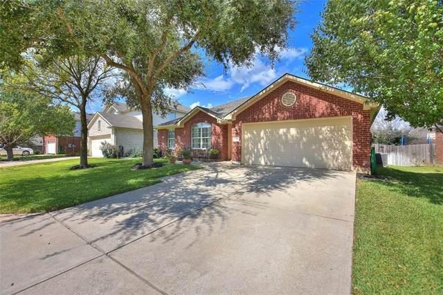 2415 Candle Ridge Trl, Georgetown, TX 78626 (#3929736) :: Papasan Real Estate Team @ Keller Williams Realty