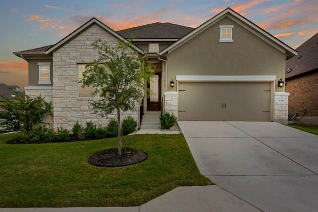 836 Mediterranean Dr, Leander, TX 78641 (#3929798) :: Papasan Real Estate Team @ Keller Williams Realty