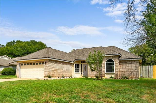 2106 Mimosa Trl, Round Rock, TX 78664 (#3932778) :: Papasan Real Estate Team @ Keller Williams Realty