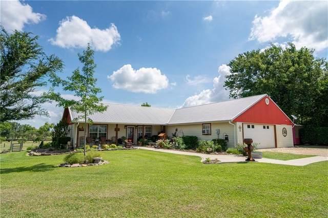 701 County Road 416 Rd, Taylor, TX 76574 (#3933329) :: Papasan Real Estate Team @ Keller Williams Realty