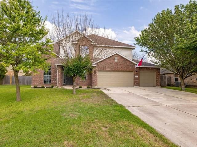 1022 N Ash Cv, Hutto, TX 78634 (#3934483) :: Papasan Real Estate Team @ Keller Williams Realty