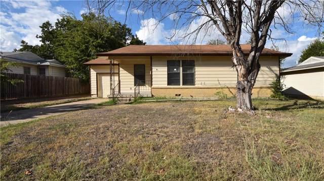 1201 Redondo Dr, Killeen, TX 76541 (MLS #3934602) :: Vista Real Estate