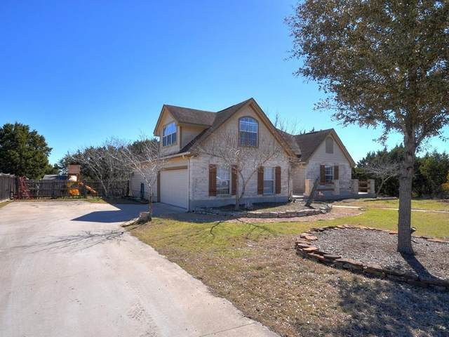 21 Sprucewood Dr, Wimberley, TX 78676 (#3934673) :: Papasan Real Estate Team @ Keller Williams Realty