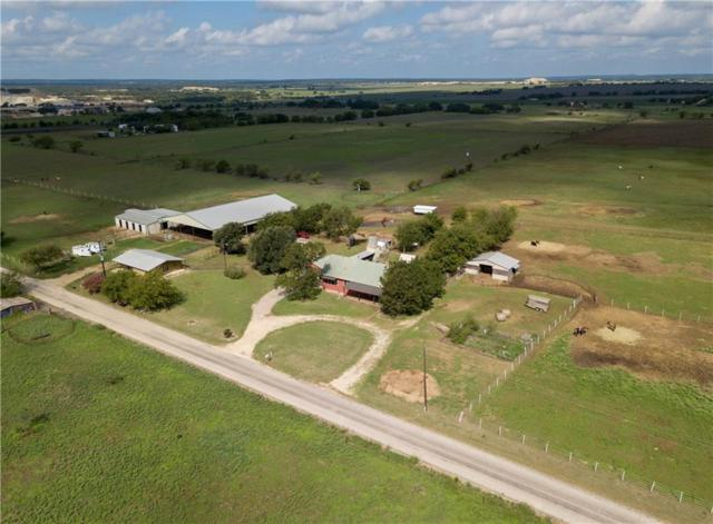 1150 County Road 238, Georgetown, TX 78633 (#3936610) :: KW United Group