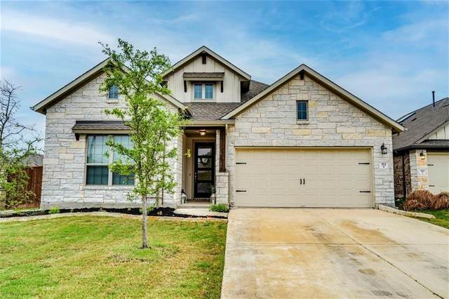 372 Vista Portola Loop, Liberty Hill, TX 78642 (#3936679) :: Papasan Real Estate Team @ Keller Williams Realty
