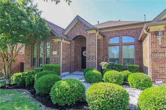 1004 Wiltshire Cv, Hutto, TX 78634 (#3936699) :: Service First Real Estate