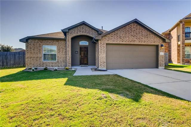 1218 Rhonda Cv, Hutto, TX 78634 (#3936792) :: 12 Points Group