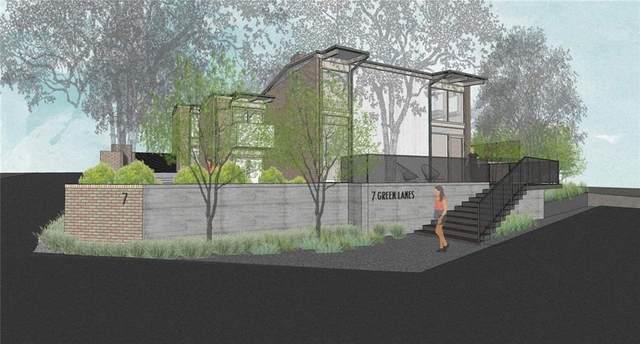 7 Green Ln, Austin, TX 78703 (#3938321) :: Papasan Real Estate Team @ Keller Williams Realty