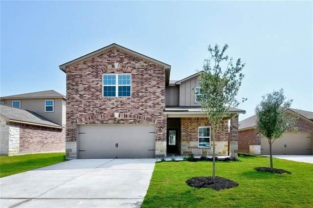 19512 Andrew Jackson St, Manor, TX 78653 (#3939887) :: Zina & Co. Real Estate