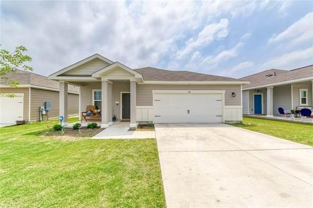 170 Satsuma Ln, Kyle, TX 78640 (#3940647) :: Papasan Real Estate Team @ Keller Williams Realty