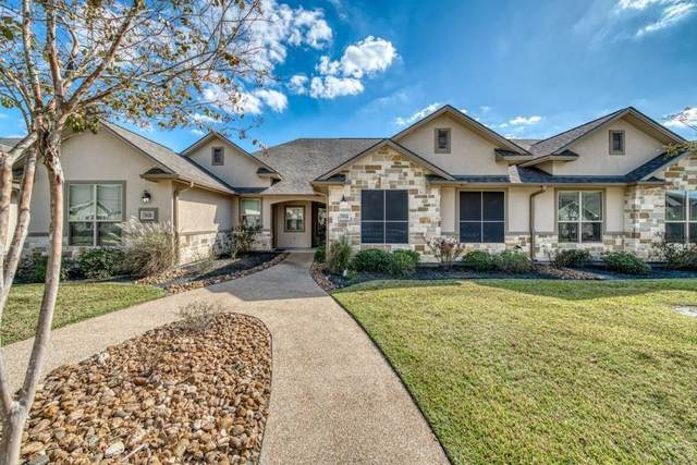 3814 Estes Park, College Station, TX 77845 (MLS #3941535) :: Brautigan Realty