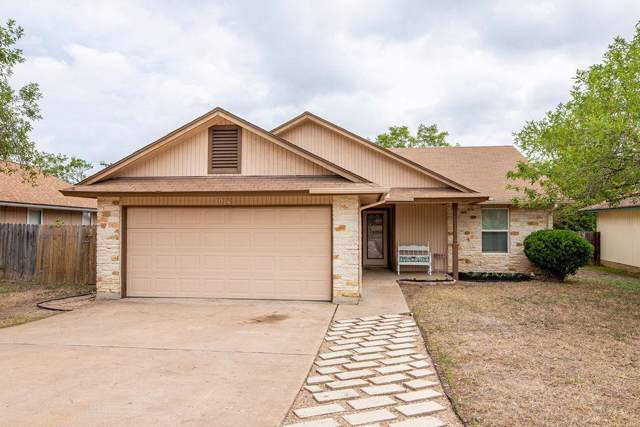 1014 York Castle Dr, Pflugerville, TX 78660 (#3945139) :: The Perry Henderson Group at Berkshire Hathaway Texas Realty