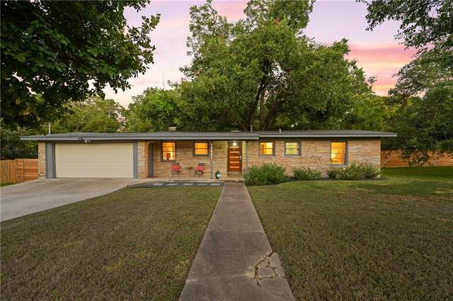 11601 Oakwood Dr, Austin, TX 78753 (#3947730) :: Papasan Real Estate Team @ Keller Williams Realty
