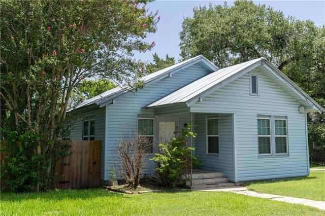 606 Wichita St, Lockhart, TX 78644 (#3947945) :: Zina & Co. Real Estate