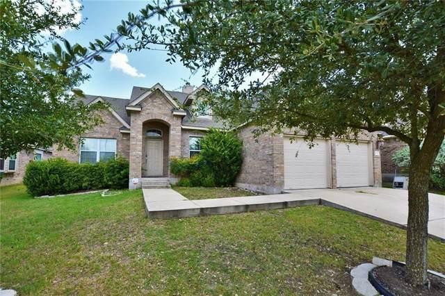 132 Justin Leonard Dr, Round Rock, TX 78664 (#3948508) :: Zina & Co. Real Estate