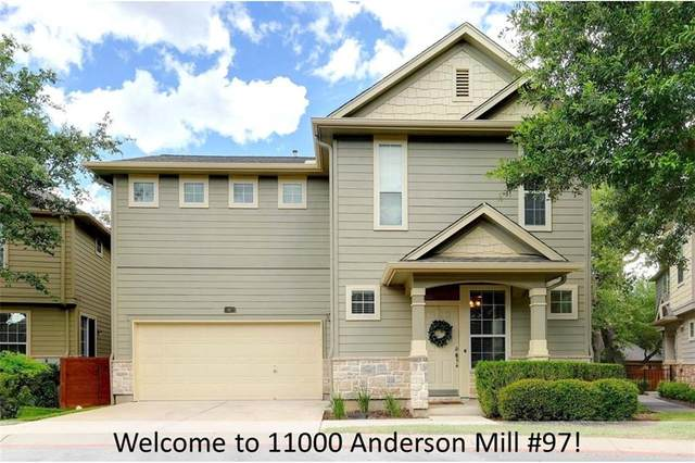 11000 Anderson Mill Rd #97, Austin, TX 78750 (#3951138) :: The Heyl Group at Keller Williams