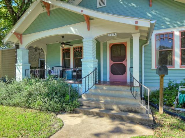 4314 Avenue H, Austin, TX 78751 (#3952428) :: The ZinaSells Group