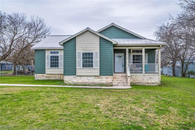 119 Hickman St, Liberty Hill, TX 78642 (#3952769) :: Papasan Real Estate Team @ Keller Williams Realty